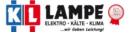 Logo Elektro Kälte Klima Lampe GmbH